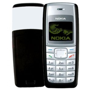 Nokia 1110 phone black