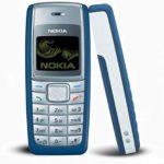 Nokia 1110i blue