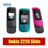 Nokia 2220 Refurbished Phone (Black)