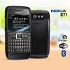 Nokia E71 Refurbished Phone (Black)