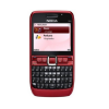 Nokia E63 Refurbished Phone (Red)