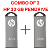 (Pack of 2) HP V220W 32 GB Pen Drive