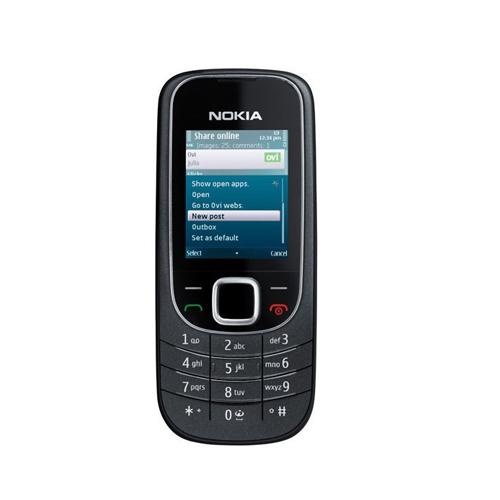 Nokia 2322 Black