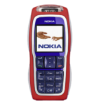 Nokia 3220 Red Blue