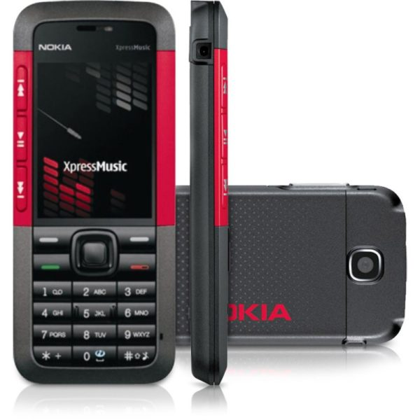 Nokia 5310 Red 2