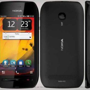 Nokia 603 Black