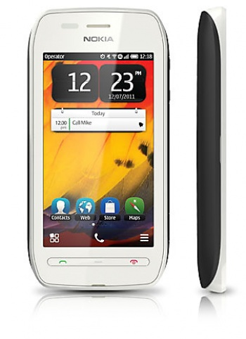 Nokia 603 White
