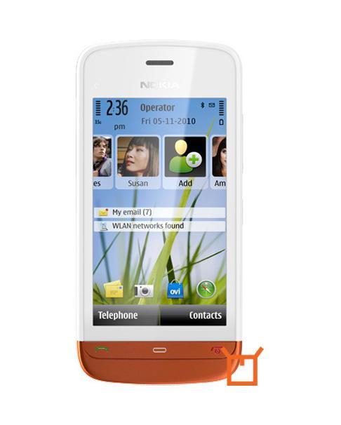 Nokia C5 03 White