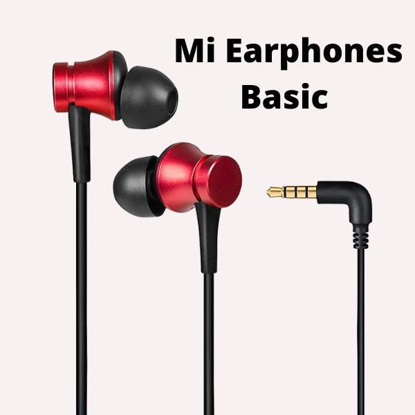 Mi Earphones Basic