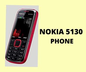 Nokia 5130 Phone