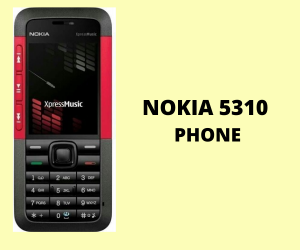 Nokia 5310 Phone