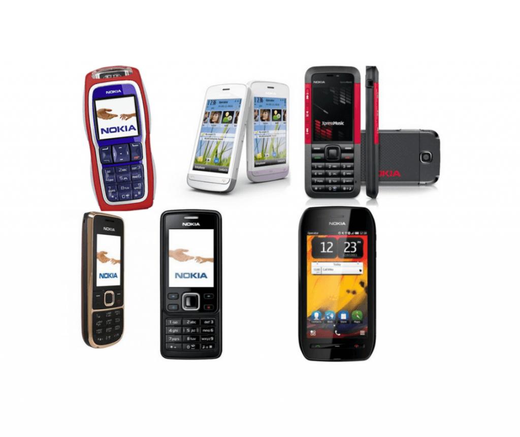 Top Selling Nokia Refurbished Mobiles in Online Market