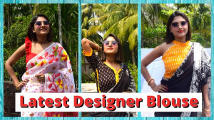 Latest Designer Blouse for Stylish Women : New Blouse Design