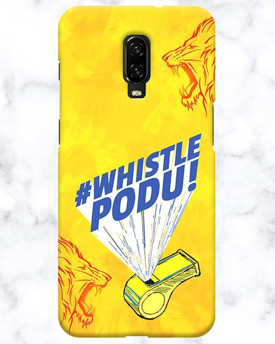 Oneplus 6t Whistke Podu Cover 2 For Print